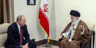 تقارب روسي إيراني بالتزامن مع عقوبات أميركية جديدة عليهما