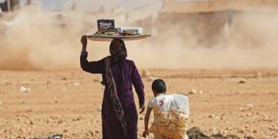 الأمم المتحدة قلقة من الأوضاع الإنسانية المتدهورة في مخيم الركبان للنازحين السوريين
