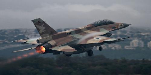 وسائل إعلام إسرائيلية: الغارات الأخيرة على حمص استهدفت مصنع ذخيرة تديره إيران