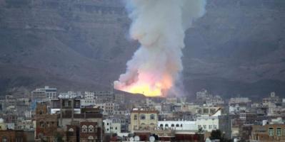 التحالف يرد على باليستي الحوثيين باستهداف ألوية الصواريخ في فج عطان ومواقع أخرى بصنعاء