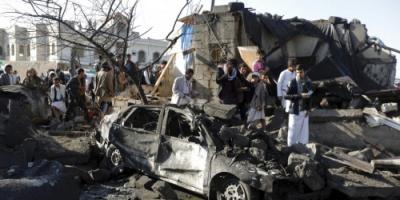 تدمير مخازن أسلحة تابعة للحوثي وصالح بقصف مدفعي للجيش اليمني على صعدة