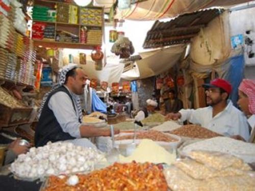 تقديرات بارتفاع أسعار السلع في اليمن إلى 500 %