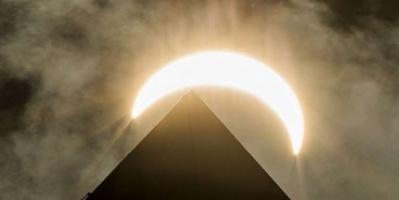 تاريخ أول كسوف شمسي وثّقته البشرية