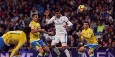 الدوري الإسباني: الريال ينتفض ويقسو على بالماس بثلاثية
