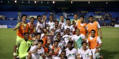 منتخب الشباب السعودي يقلب الطاولة على نظيره اليمني وينتزع بطاقة التأهل لنهائيات آسيا