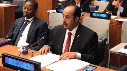 السعودية لمجلس الأمن: لجوء الحوثي وحلفائه إلى العنف أدى إلى كوارث إنسانية وعقّد الحلول السياسية في اليمن