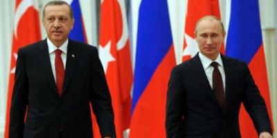 الكرملين: بوتين وأردوغان يناقشان الوضع في سوريا الأسبوع المقبل