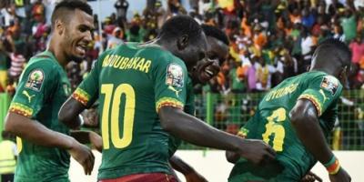منتخب زامبيا يتعادل مع الكاميرون في تصفيات كأس العالم