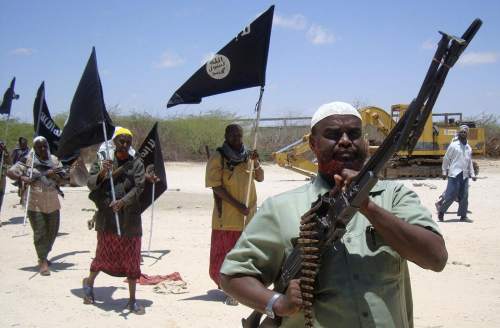 مقتل 81 من حركة الشباب الصومالية جنوبي البلاد