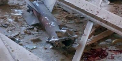 قصف صاروخي على دمشق