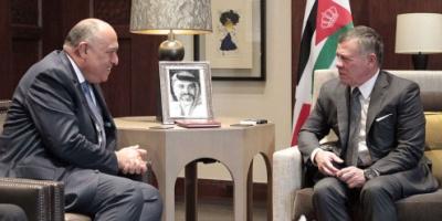العاهل الأردني يؤكد ضرورة تعزيز التضامن العربي لمواجهة التحديات الإقليمية