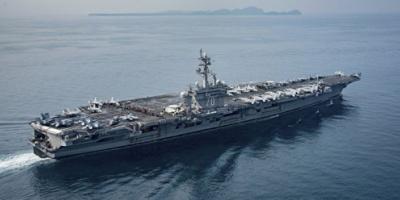 لأول مرة في التاريخ .. حاملة طائرات أمريكية تدخل ميناء فيتنام العام المقبل