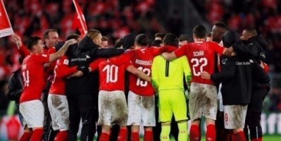 رسمياً.. سويسرا تتأهل لمونديال روسيا على حساب ايرلندا الشمالية