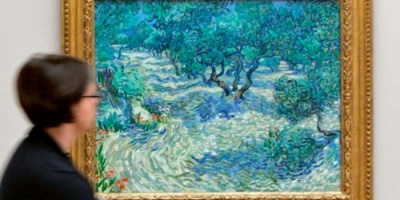 """اكتشاف جرادة نافقة في لوحة لـ """" فان غوخ """" عمرها 130 عامًا"""