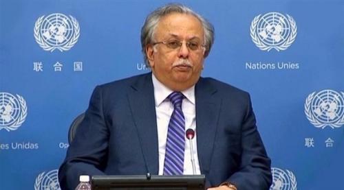 """المعلمي: """"سنتخذ كافة التدابير لمنع دخول الأسلحة للانقلابيين"""" في اليمن"""
