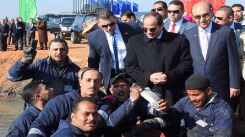 مصر تفتتح أكبر مزرعة سمكية في الشرق الأوسط