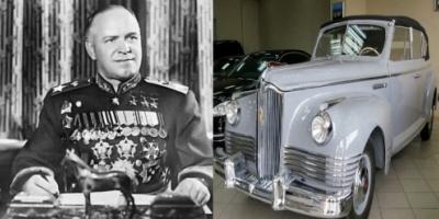 سيارة قائد معركة برلين ضد هتلر معروضة للبيع بمبلغ صادم