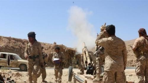 قوات الشرعية تعلن عن أسر 28 حوثياً بينهم قيادات رفيعة