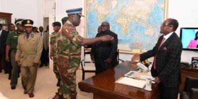 الأزمة في زيمبابوي: انقضاء المهلة المحددة للرئيس موغابي لتقديم استقالته