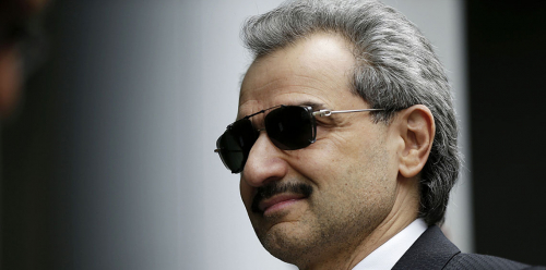احتجاز الوليد بن طلال يعطّل قرضًا لتمويل استثمارات