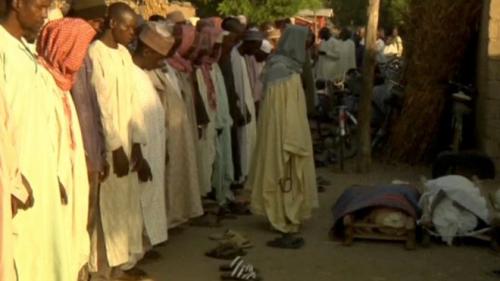 عشرات القتلى في تفجير انتحاري بمسجد شمال شرق نيجيريا