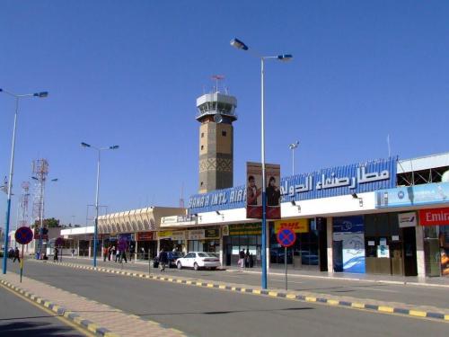 """""""التحالف العربي"""" يعلن السماح بفتح مطار صنعاء وميناء الحديدة"""