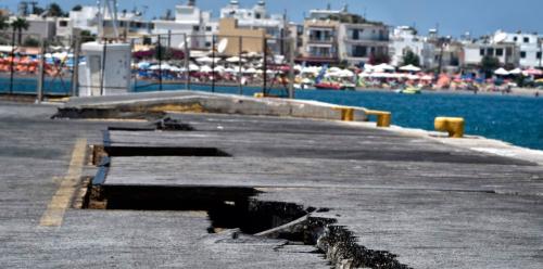 زلزال بقوة 5 درجات يضرب غربي تركيا