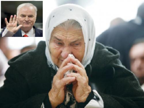 «الجنائية» تحكم بالسجن المؤبد على «جزار البلقان»