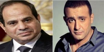 أحمد السقا يجسد شخصية السيسي في فيلم سري للغاية