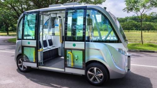 """سنغافورة توفر خدمة حافلات ذاتية القيادة """"بحلول 2022"""""""