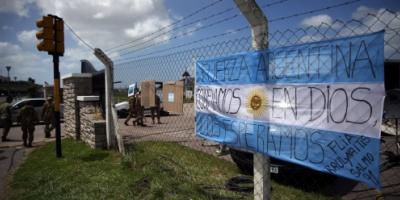 تقرير رسمي يؤكد انفجار الغواصة الأرجنتينية