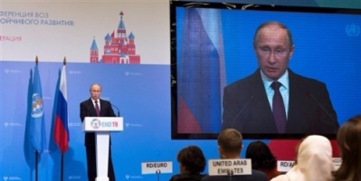 بوتين: تصدير الأسلحة الروسية إلى 59 بلداً والحجوزات لا تتقلص