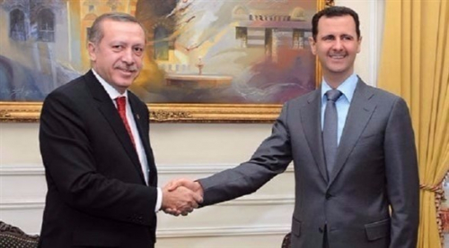 أردوغان لا يستبعد اتصالات مستقبلية مع الأسد