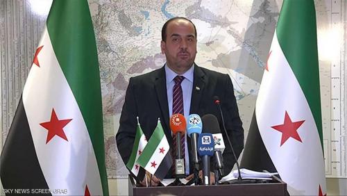 نصر الحريري يقود المعارضة السورية في مفاوضات جنيف