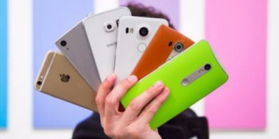 مبيعات الهواتف الذكية تحطم الرقم القياسى خلال موسم العطلات