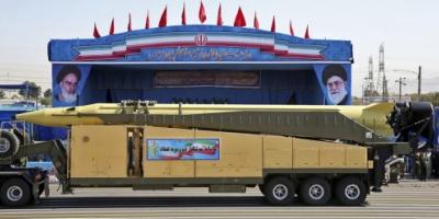 الحرس الثوري الإيراني يهدد أوروبا بصواريخ يصل مداها لأكثر من 2000كم