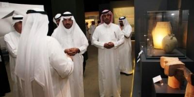 """معرض مصور لـ""""رواد العمل الأثري"""" في الرياض"""