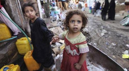 اليونيسيف: اليمن أسوأ الأماكن للأطفال