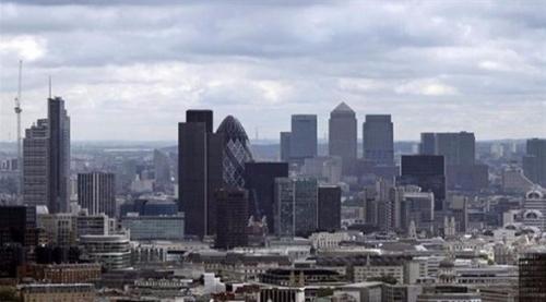 """تقرير: """"الخدمات المالية"""" البريطاني دفع ضرائب قياسية في السنة المالية الأخيرة"""