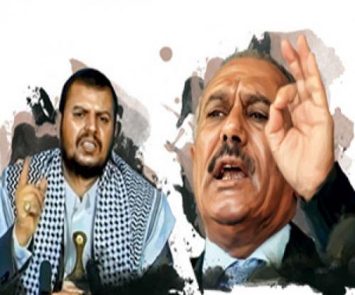 الحوثيون يخططون للاطباق على الحرس الجمهوري .. والمخلوع يمانع
