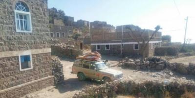 الجفاف يجبر أهالي #جحاف بالضالع على النزوح من قرى ومناطق المديرية