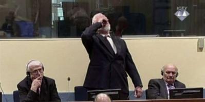 وفاة قائد قوات كروات البوسنة السابق بعد تجرع السمّ في المحكمة