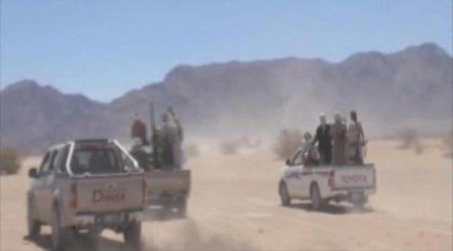 مقتل 13 حوثياً بمعارك مع الجيش اليمني في الجوف