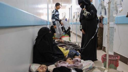 منظمة الصحة العالمية تحذّر من تفشّي مرض الدفتيريا في اليمن