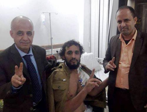 جرحى الحرب في الهند يشكرون القنصل والملحق الطبي بالسفارة اليمنية على متابعتهما المستمرة لحالاتهم