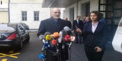 وفد النظام السوري يرفض المفاوضات المباشرة مع المعارضةويغادر جنيف