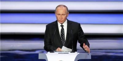 بوتين يفتتح مراسم قرعة مونديال 2018