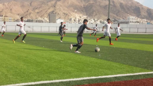 منتخب الوادي يتأهل لنهائي بطولة كرة القدم ضمن الدورة الوطنية للألعاب الرياضية للناشئين على حساب منتخب ابين