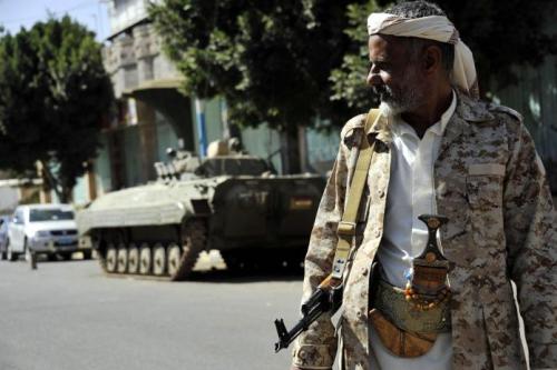 أنباء عن تجدد الاشتباكات بين الحوثيين وأنصار صالح في أحياء جنوب صنعاء