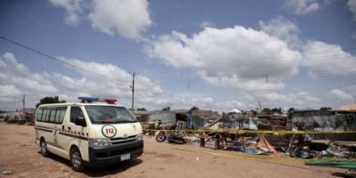 13 قتيلا على الأقل جراء تفجير انتحاري في نيجيريا